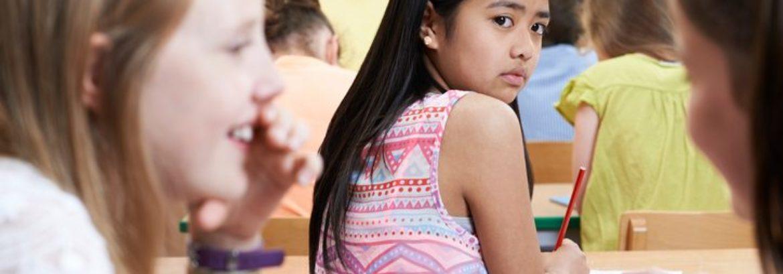 Teeth Grinding Linked to Bullying in School